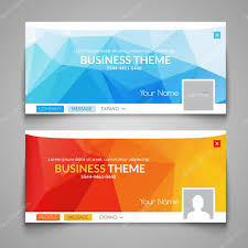 website advertisement template web business site design header layout template creative corporate