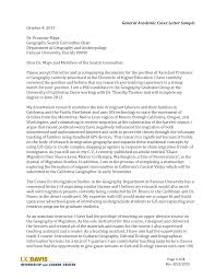 faculty cover letters academic application letter templates at