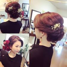 Moriyama Mamiさんのヘアスタイル 花嫁ヘア 大切な1日のお手
