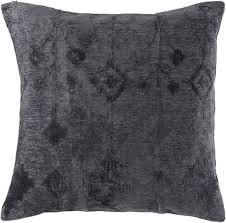 Amazon.com: Signature Design by Ashley Oatman Throw Pillow, Slate ...