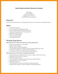Good Skills Put Resume Restaurant What To Under In Download On A In