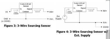 ljtick currentshunt labjack accessories data acquisition 3 wire sensor connection diagram to ljtcs