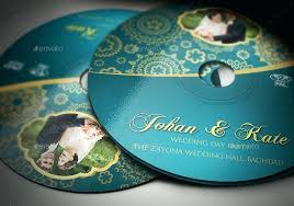 wedding cover and label template dvd psd free case