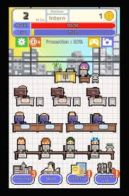 a smartphone game that captures the futility of work life balance