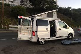 Small Car Camper Nissan Nv200 Recon Camper Van Review