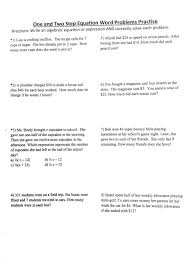 one step equations worksheet word doc printables solving one addition and subtraction solve worksheets two