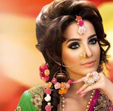 16 best indian bridal makeup images on pinterest indian bridal Indian Wedding Makeup And Hair weddings, wedding makeup delicate indian wedding makeup and hair