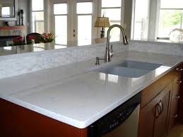 kitchen countertops materials comparison ideas