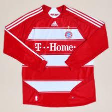 Real madrid, bayern münchen, juventus fc & manchester united 2019 fantasy kit. Bayern Munich Classic Football Shirts Vintage Sports Fashion