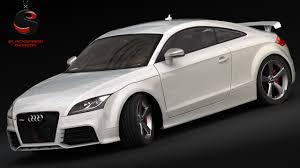 model audi tt rs coupe