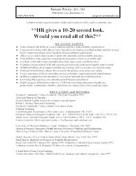 Registered Nurse Resume Templates Free Resume Template For ...