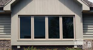 picture windows exterior.  Windows Casement Window Fourlite Casement Windows In Clay Exterior Color Inside Picture Windows Exterior O
