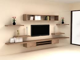 Unique Wall Mounted TV Cabinet Tv Console Ideas Reclaimed Wood Media  Console Television Stand