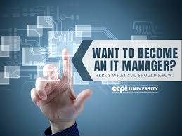 Want To Become An It Manager Here S What You Should Know