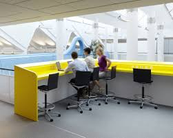 Yellow Office Yellow Office Meeting Bar Architettura E Design A Roma