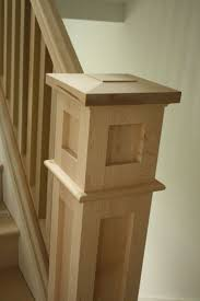 Build Newel Post 72 Best Hallway Railing Images On Pinterest Stairs Banisters
