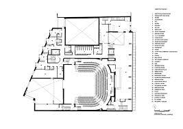 theater floor plan