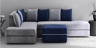 apollo rhs sectional sofa with ottoman