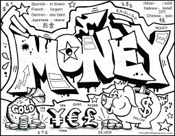 Money Coloring Sheet Money Coloring Pages Money Coloring Pages