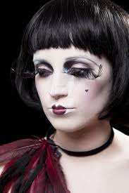 modern 1920 s makeup by thefakersidespfxmu modern 1920 s makeup by thefakersidespfxmu