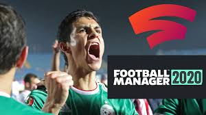 Press Release Format 2020 Football Manager 2020 On Google Stadia Release Date Price