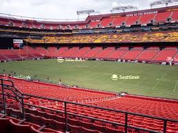 Fedex Field Landover Md Seating Chart Your Ticket To Sports Concerts More Seatgeek