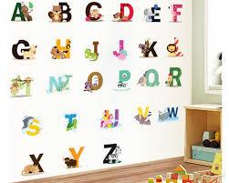 animals wall decal nursery sticker