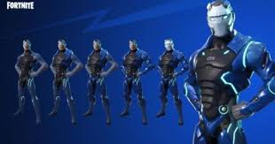 Fortnite Season 4 Level Chart Fortnite Carbide Progressive Skin Levels Xp Unlocks