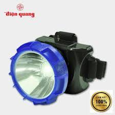 Đèn Pin Đội Đầu Điện Quang ĐQ PFL12 R (Pin sạc, 1W) [Hàng sẵn] tại Hà Nội