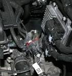 Шевроле круз 1.8 термостат замена