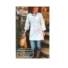 Tunic Patterns Inspiration Serendipity Studio Willow Tunic Pattern Discount Designer Fabric