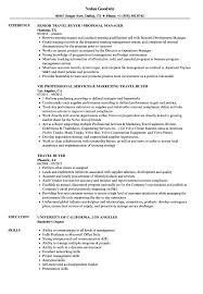 Buyer Resume Sample Buyer Resume Examples Examples of Resumes 50