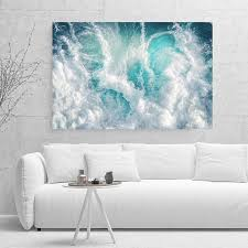 teal blue abstract canvas large canvas xxl seascape extra large wall art teal blue canvas extra large livingroom decor home decor on extra large wall art teal with teal blue abstract canvas large canvas xxl seascape extra large