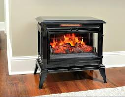 free standing electric fireplace reviews