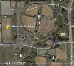 Cowtown Soccer - Location