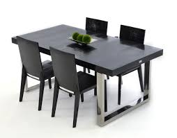 lacquer furniture modern. Fine Modern Au0026X Skyline  Modern Black Crocodile Lacquer Dining Table And Furniture R