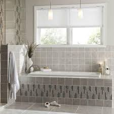 soft surface texture linear mosaic porcelain wall tile
