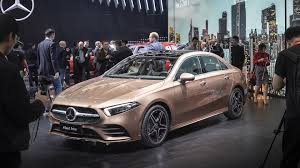 Check specs, prices, performance and compare with similar cars. Mercedes Benz A Class Sedan Debuts In Beijing