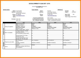 Business Development Plan Template Business Development Plan Template Professional Template 1