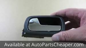 2005-2009 Chevy Cobalt Pontiac G5 Drivers Side Inside Door Handle ...