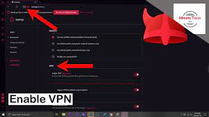 How to enable VPN on Opera GX Browser - YouTube