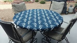 outdoor round table cover designs