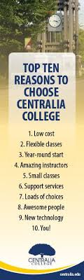 best why centralia college images community top 10 reasons to choose centralia college