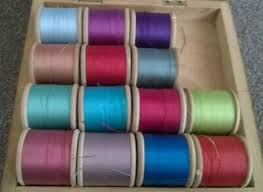 Collectables Sewing Fabric Textiles Bobbins Grelly
