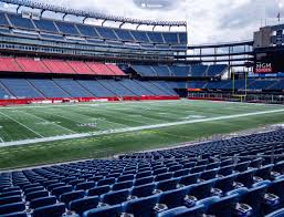 Gillette Stadium Section 135 Seat Views Seatgeek