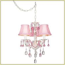 pink mini lamp shades for chandeliers