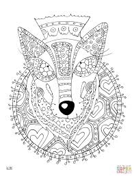 Small Picture Pattern Coloring Pages Within Coloring Pages Patterns esonme