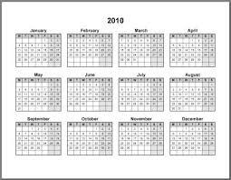 10 Calendari Annuali 2018 In Pdf E Word Da Stampare Elettroaffariit