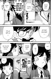 Tập 71: VẠCH MẶT KẺ BẮT CÓC - Conan - Thám tử lừng danh Conan