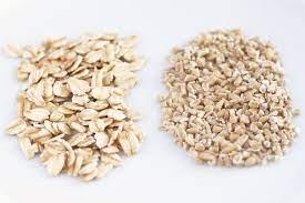 steel cut vs rolled oats vs quick oats